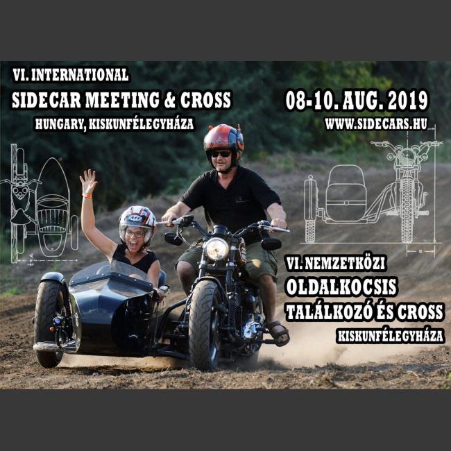 Sidecar Meeting Oldalkocsis Találkozó