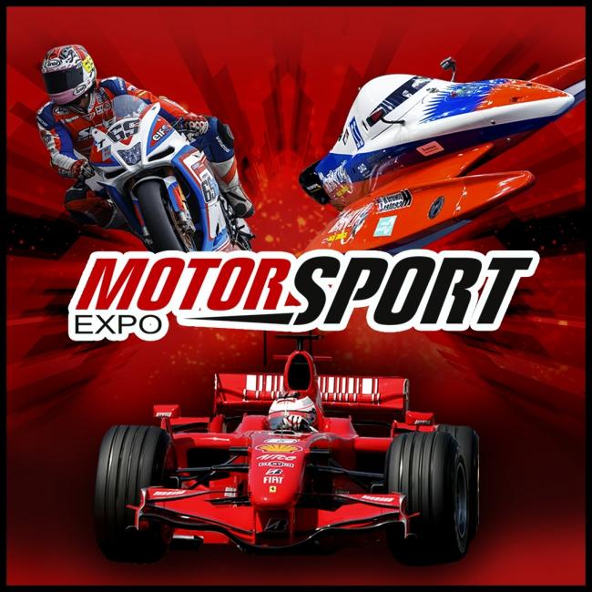 """Выставка Motorsport Expo 2017 Next - это не только """"колесный мир"""" спорта, но и практически все транспортные средства, на которых можно устраивать гонки, вплоть до летательных аппаратов и капсульных лодок."""